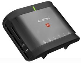 Neufbox par SFR pour la fibre optique
